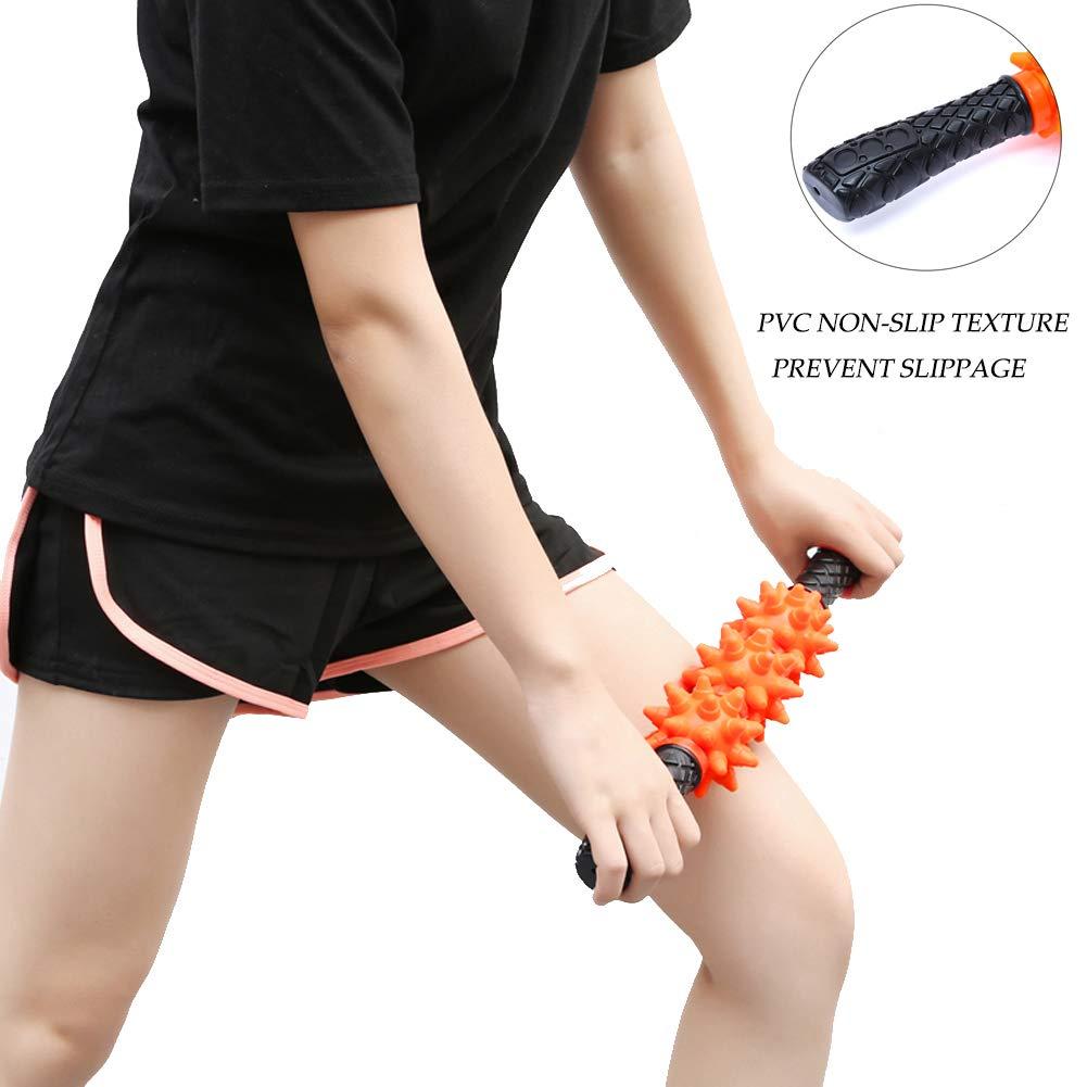 Amazon.com: RedDreamer Muscle Roller Stick, Spiky Massage ...