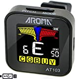 Aroma tuners have been in the market since 2008, and well known all around the world for their simple operation and easy fast accurate tuning. The tuners have been used and tested by millions of users worldwide for years. Famous guitar players as Mic...