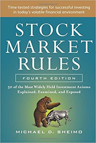 Stock Market Rules: The 50 Most Widely Held Investment Axioms