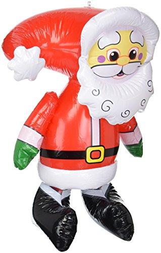 Christmas Santa Inflatable Indoor Outdoor