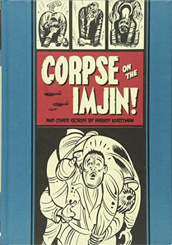 """Corpse on the Imjin"" and Other Stories (The EC Comics Library) [Harvey Kurtzman] (Tapa Dura)"