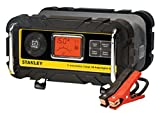 STANLEY BC15BS 15 Amp Bench Battery Charger with 40 Amp Engine Start