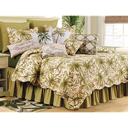 51k%2BTPHmPoL._SS450_ The Best Palm Tree Bedding and Comforter Sets
