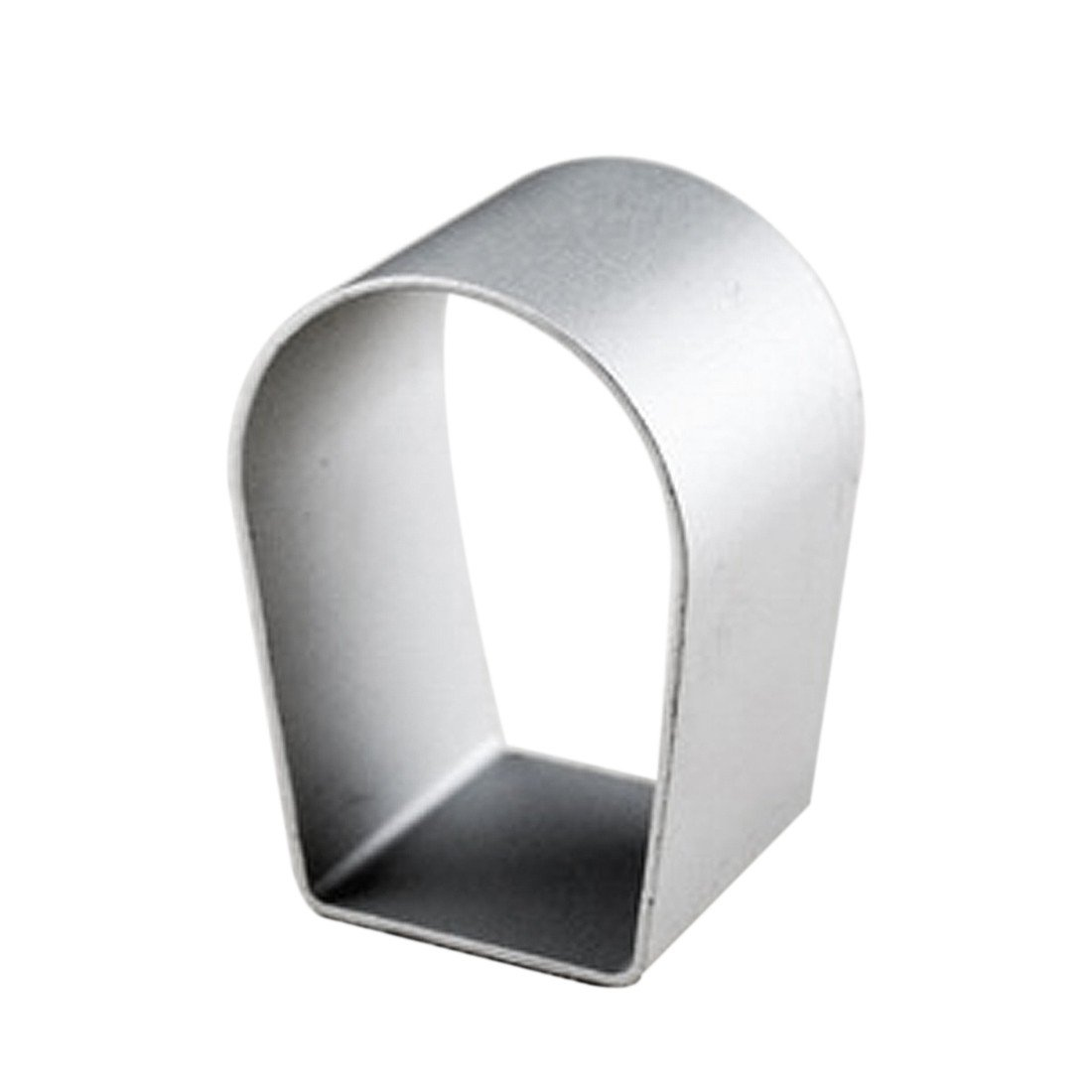 joyliveCY Aluminum Fondant Decoration Cooky Biscuit Cutter Cake Tool Sugar Craft Diy Mould Model=Arch Shaped Cy-buity