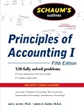 img - for Schaum's Outline of Principles of Accounting I, Fifth Edition book / textbook / text book