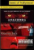 Anaconda/Vampbat/Redwater [Import allemand]