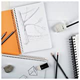 Derwent Academy Paper Sketch Journal, Wirebound, 70