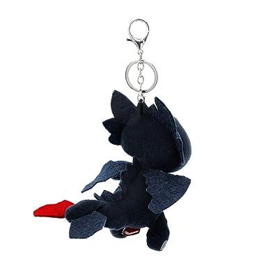 Vivila Adorable llavero desdentado para bolso mochila ...