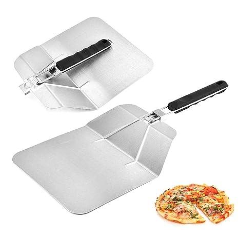 Kaersishop Pizza Peels, espátula grande para pala de pizza ...