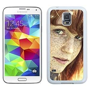 New Custom Designed Cover Case For Samsung Galaxy S5 I9600 G900a G900v G900p G900t G900w With Freckled Girl Girl Mobile Wallpaper(3).jpg