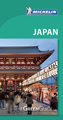 Michelin Green Guide Japan: Travel Guide (Green Guide/Michelin)