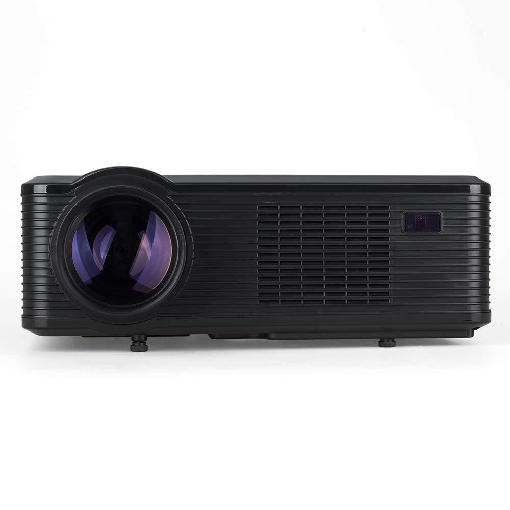 Proyector, 3000 Lúmenes HD LCD Soporte para Proyector De Cine En ...