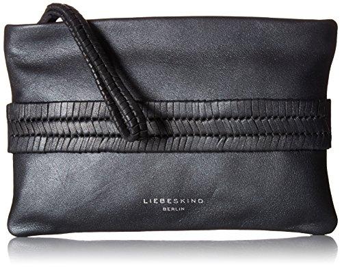 Liebeskind Berlin Women's Matilda Metallic Leather Wristlet by Liebeskind Berlin