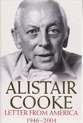 Free computer ebook pdf download Letter from America 1946-2004 PDF MOBI by Alistair Cooke