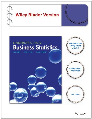 Understanding Business Stat.(Looseleaf)