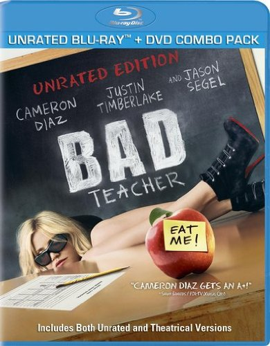 Bad Teacher (Two-Disc Blu-ray/DVD Combo)