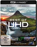 Best of UHD 4k - Das Original - Vol. 1: Wonders of Nature [Ultra HD Blu-ray]