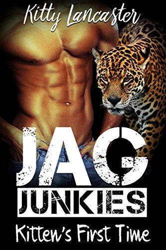 Jag Junkies: Kitten's First Time: BBW Paranormal Jaguar Shifter Erotica - Lancaster Cherry