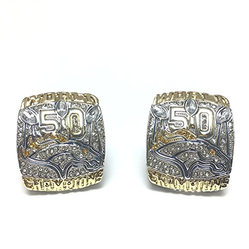 super bowl ring broncos - 5