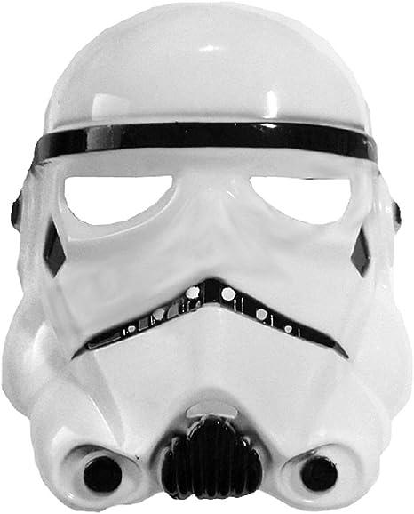 Máscara para disfraz de soldado de asalto de star wars - guerrero ...