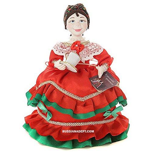 Doll Maker on ''Martha''