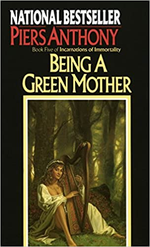 Buy Being a Green Mother (Incarnations of Immortality) Book Online