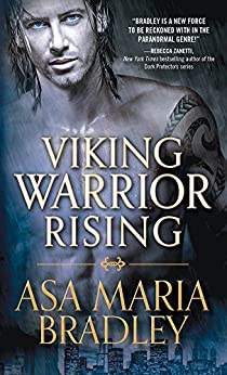 Viking Warrior Rising (Viking Warriors Book 1) by [Bradley, Asa Maria]