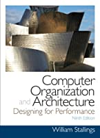 Computer Organization and Architecture, 9th Edition Front Cover