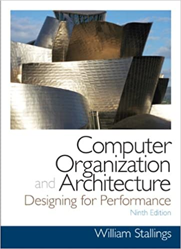 Book Computer Organization and Architecture (William Stallings Books on Computer and Data Communications)