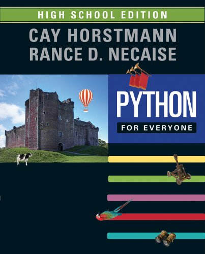 Python for everyone textbook answers