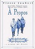 À propos de Bob Morane et de Signe de piste by