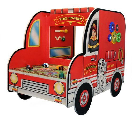 Anatex Fire Engine Activity Center # FEA7702 by Anatex