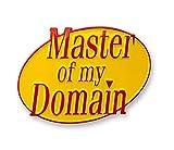 Pinsanity 'Master of My Domain' Enamel Lapel Pin