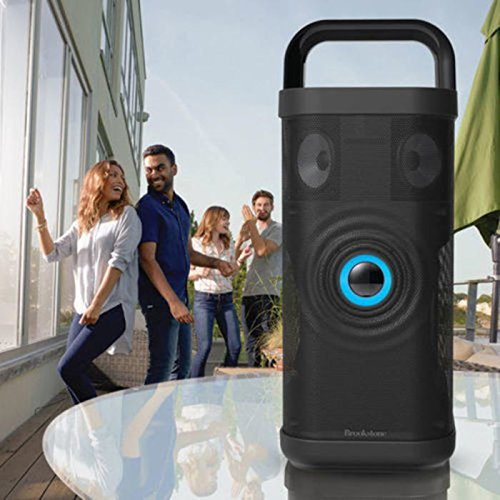 Brookstone Big Blue Party X Indoor-Outdoor Bluetooth Speaker by Brookstone (Image #4)