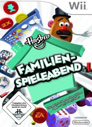 Electronic Arts Hasbro Familien-Spiele-Abend, Nintendo Wii - Juego (Nintendo Wii): Amazon.es: Videojuegos