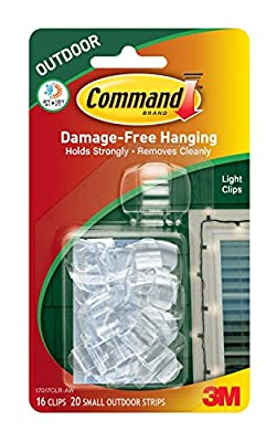 Command Round Cord Clips