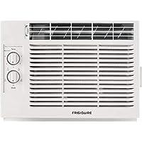 FRIGIDAIRE White FFRA051ZA1 17″ Window Air Conditioner with 5000 BTU Cooling Capacity-115V