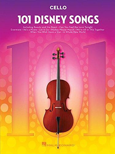 101 Disney Songs: for Cello ()