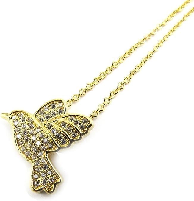 Les Trésors De Lily [L7056] - Vergoldete halskette