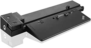 Lenovo USA ThinkPad Workstation Docking Satation with 230w AC Adapter (Slim Tip) Included (p/n; 40A50230US) Compatible with Select Thinkpad Models Only (Renewed)