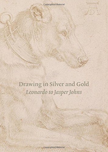 Drawing In Silver And Gold  Leonardo To Jasper Johns