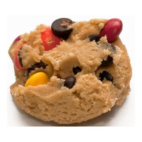 Davids M and M Chocolate Chip Cookie Dough, 1 Ounce -- 324 per case. by David's Cookies (Image #1)