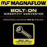 MagnaFlow 553898 Direct Fit Catalytic Converter (08-10 Honda Accord 3.5L)