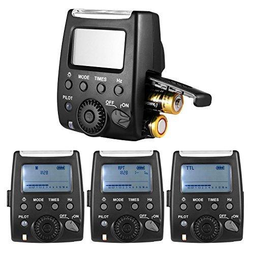 EACHSHOT MK-300 MK300 MK-300S LCD i-TTL TTL Speedlite Flash Light For Sony such as Sony NEX3/ NEX5/ NEX6/ A7/ A7R/ A7S/ A6000/ A33/ A35/ A37/ A55/ A57/ A58/ A77/ A99