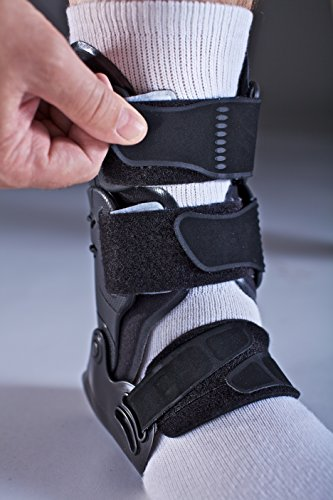 Ultra CTS Ankle Brace, Black, Large/X-Large by Ultra Ankle (Image #5)