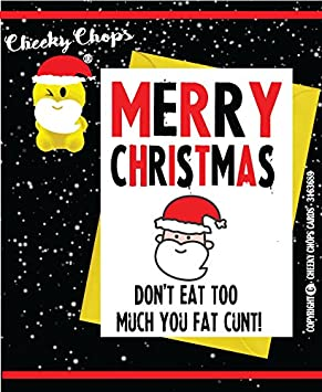 funny adult christmas cardrudehumourdirtywittyoffensivecheeky - Dirty Merry Christmas Pictures