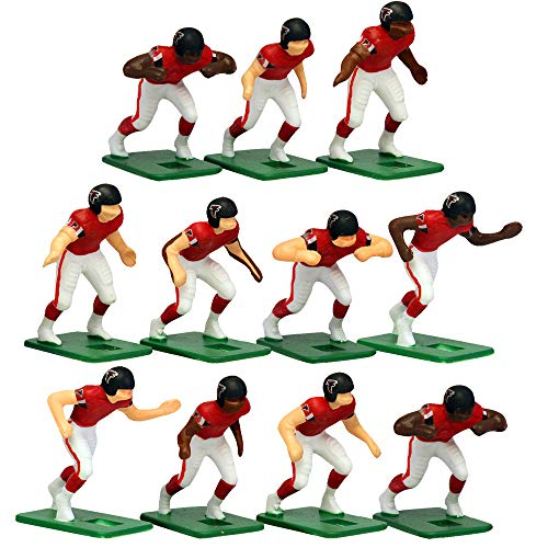 Atlanta Falcons Home Jersey NFL Action Figure Set ()
