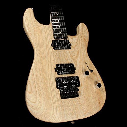 Charvel Pro-Mod San Dimas Style 1 HH FR E Electric Guitar (Natural, Chrome Hardware)