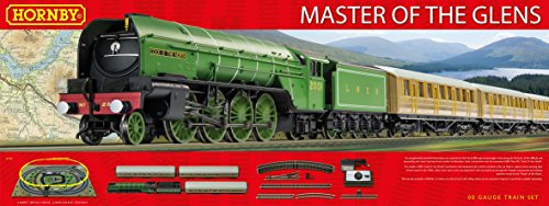 Hornby Gauge Master of The Glens Train Set by Hornby (Hornby Train Sets)
