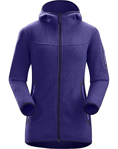 Arcteryx Covert Hoody Jacket (Arcteryx Covert Hoody - Women's Azulene XS)